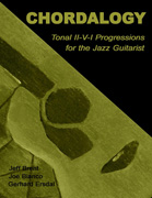 Chordalogy - Tonal II-V-I Progressions for the Jazz Guitarist